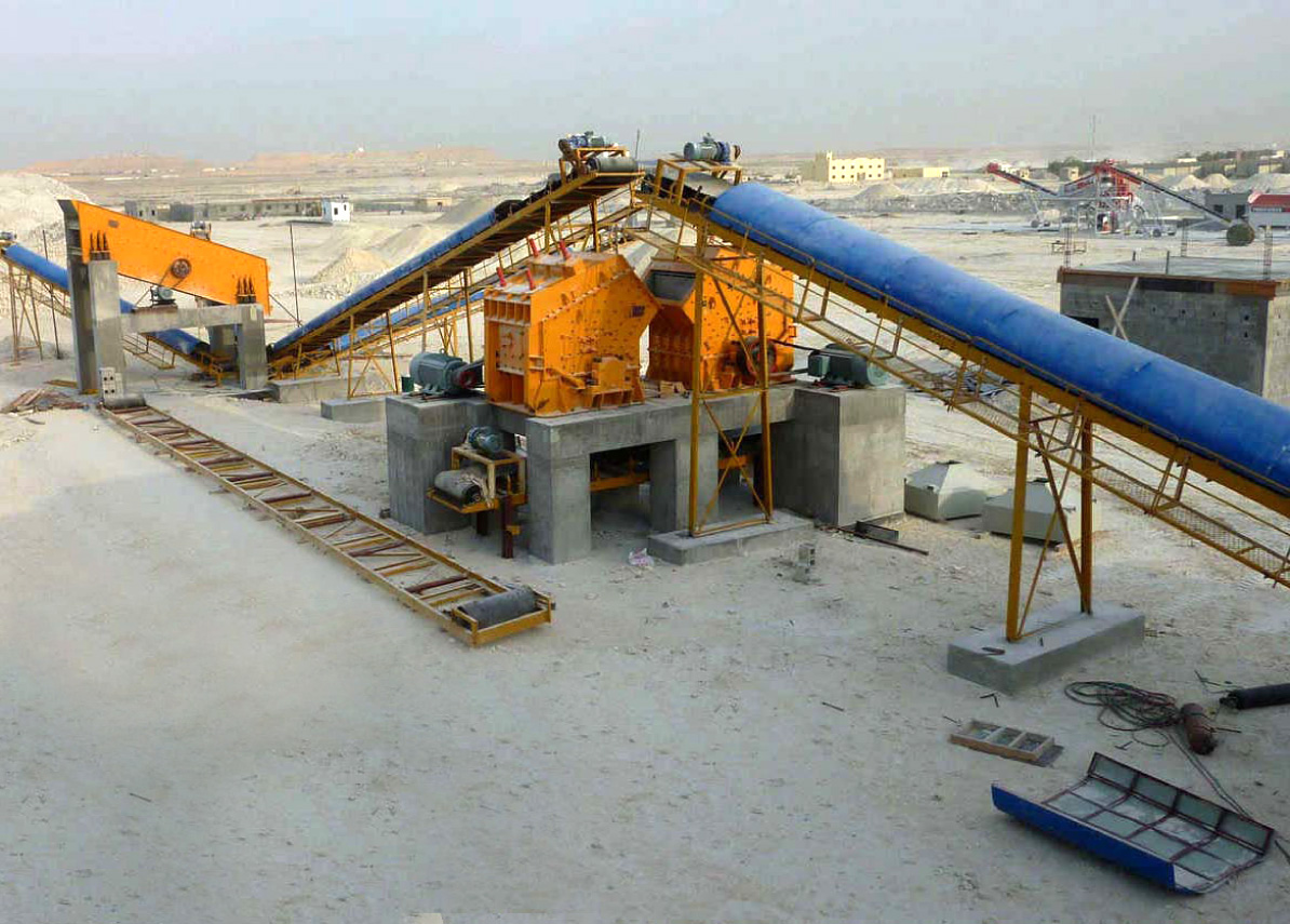 sand making machine in the aggregate market