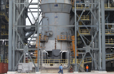 vertical roller mill processing ore has obvious advantages