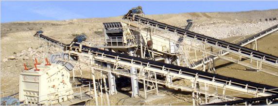 concrete recycling crushing machine selection
